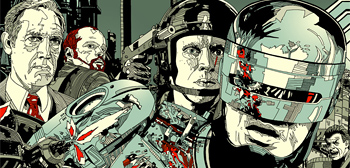 Check This Out: Mondo Tees' New RoboCop Poster