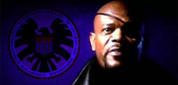 Samuel Jackson as Nick Fury