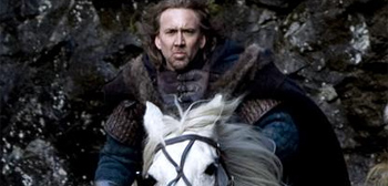 Another Boring Photo of Nic Cage in Season of the Witch