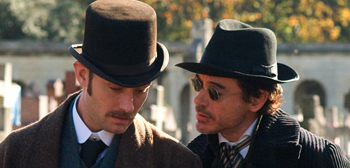 Finally Official Photos from Guy Ritchie's Sherlock Holmes!