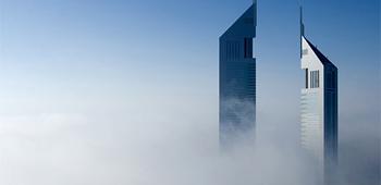 Skyscrapers from almiller