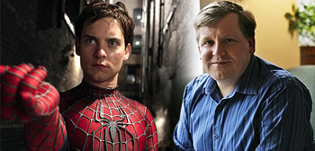 Peter Parker and David Lindsay-Abaire