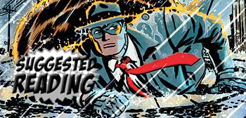 Suggested Reading: Will Eisner's The Spirit
