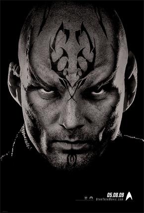 Star Trek - Nero Poster