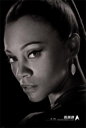 Star Trek - Uhura Poster