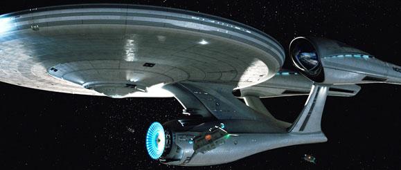 Star Trek's USS Enterprise