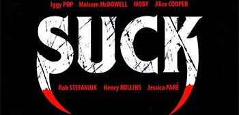 Suck Poster
