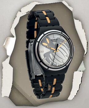 Swatch's 007 Villain Collection - On Her Majesty's Secret Service