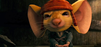 The Tale of Despereaux Trailer