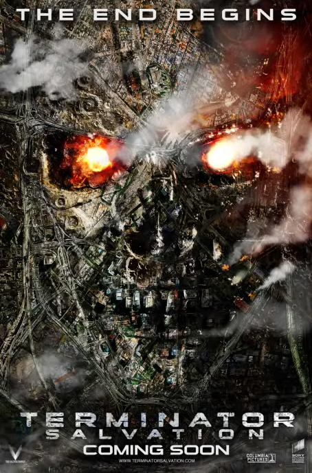Terminator Salvation's Explosive Full-Motion Poster Debut