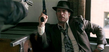 First Look: Thomas Jane in Noir Drama Give 'Em Hell Malone