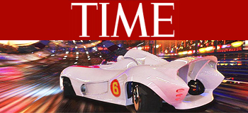 Speed Racer - TIME Magazine