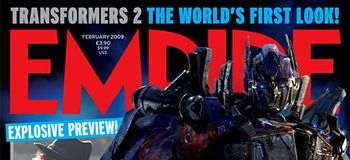 Empire Debuts Photos from Transformers: Revenge of the Fallen!