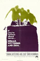 Unman, Wittering and Zigo Poster