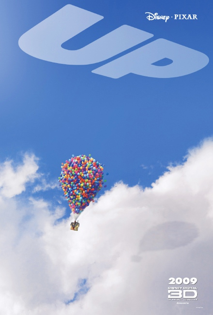 Pixar's Up Poster