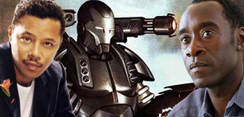 Don Cheadle Replacing Terrence Howard in Iron Man 2!