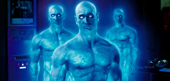 Watchmen Video Journal: Blue Monday - Dr. Manhattan