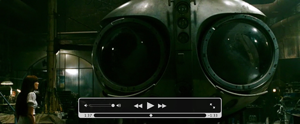Watchmen Comic-Con Footage on iTunes