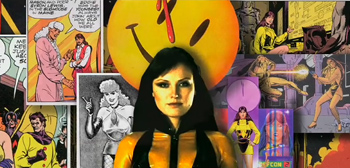 Watchmen Video Journal: Girls Kick Ass