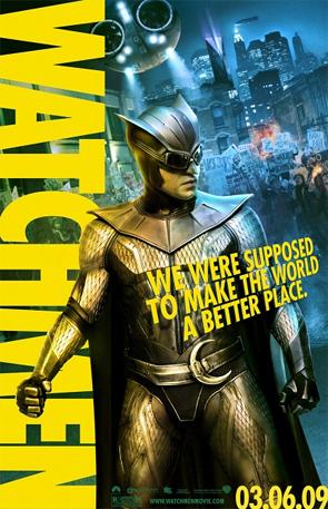 Watchmen - Nite Owl Poster