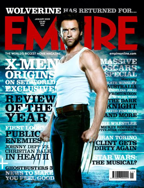 Wolverine Empire Cover