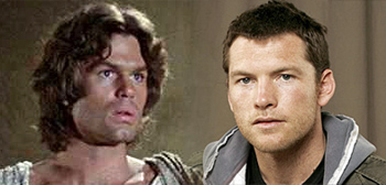 Perseus / Sam Worthington
