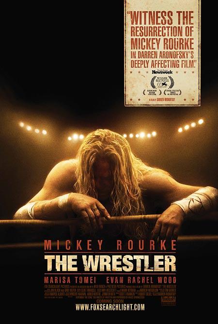 The Wrestler Poster